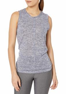 Maaji Women's Sleeveless Muscle Tank with Back Twist Knit Top