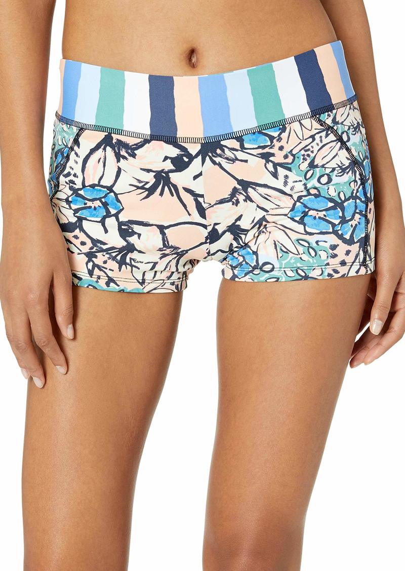 Maaji Women's Surf Short with Back Pockets Swimsuit