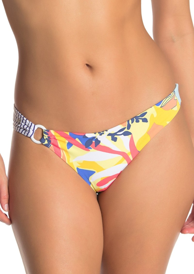 Maaji Surf n' Sky Reversible Cheeky Bikini Bottoms