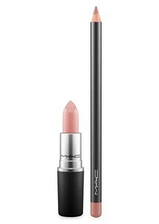 MAC Amplified Lipstick & Lip Pencil Kit- $38 VALUE