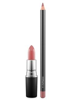 MAC Satin Lipstick & Lip Pencil Kit - $38 VALUE