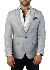 Maceoo Beethoven Dot Two Button Tailored Fit Suit Separate Blazer