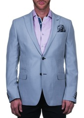 Maceoo Beethoven Elegant Two Button Tailored Fit Suit Separate Blazer