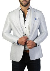 Maceoo Beethoven Invisible Two Button Tailored Fit Suit Separate Blazer