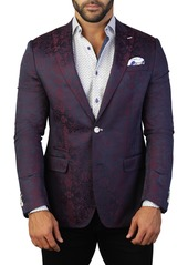 Maceoo Beethoven Mistery Two Button Tailored Fit Suit Separate Blazer
