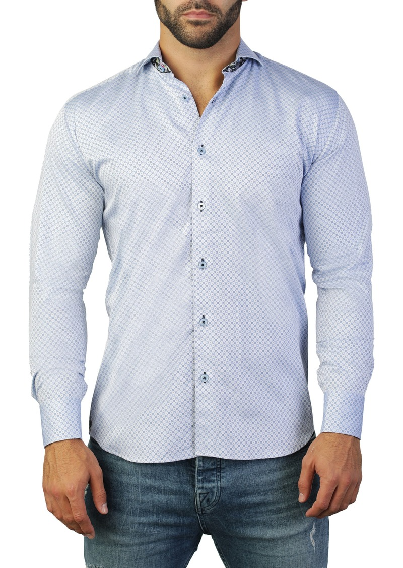 Maceoo Einstein Connect Regular Fit Shirt