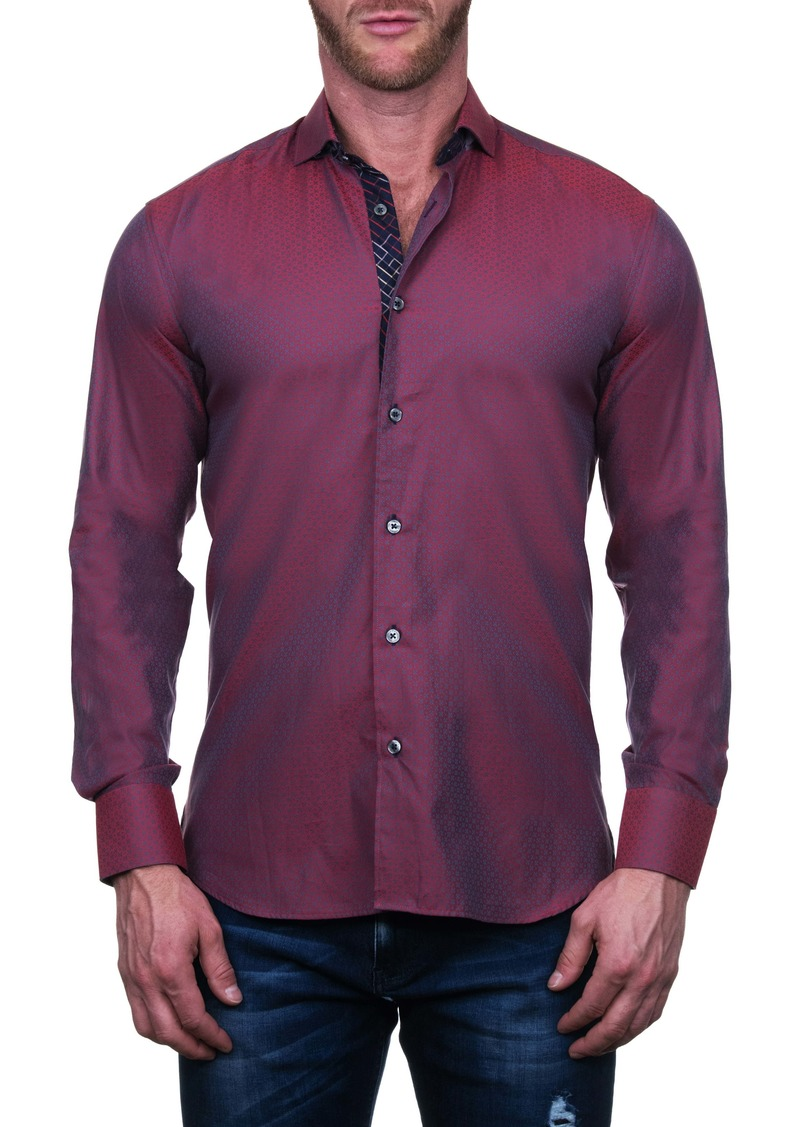 Maceoo Einstein Five Regular Fit Button-Up Shirt