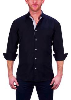 Maceoo Einstein Multi Geo Button-Up Shirt
