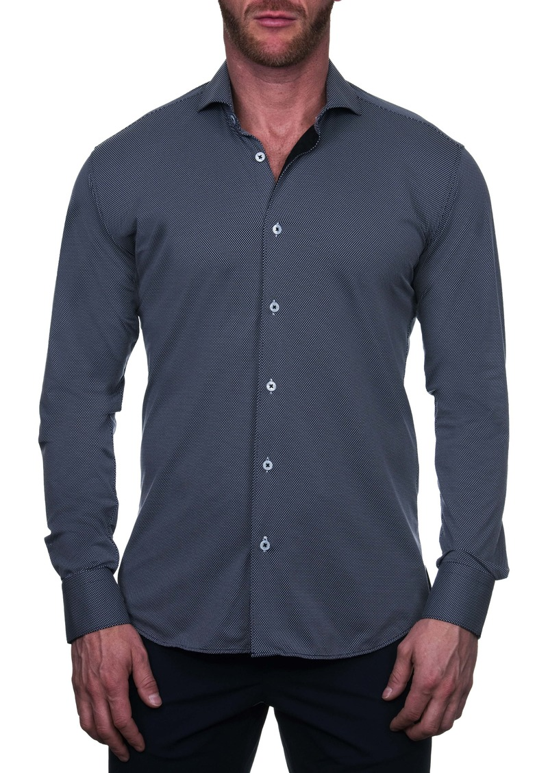 Maceoo Einstein Regular Fit Button-Up Shirt
