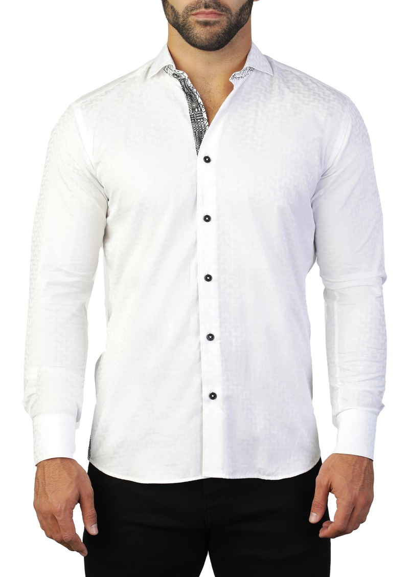 Maceoo Einstein Regular Fit Shirt