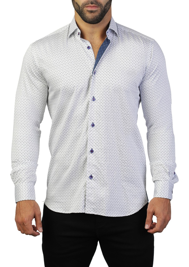 Maceoo Fibonacci Chance Regular Fit Shirt