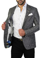 Maceoo Socrate Armee Two Button Tailored Fit Suit Separate Blazer