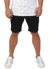 Maceoo Solid Two Zip Shorts