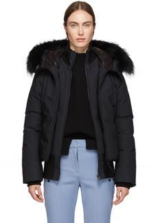 Mackage Black Down Romane-PX Jacket