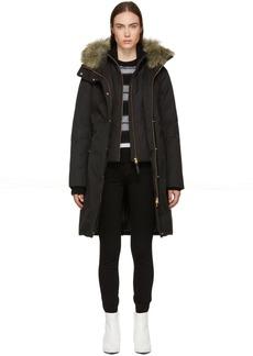 Mackage Black Harlowe Down Coat