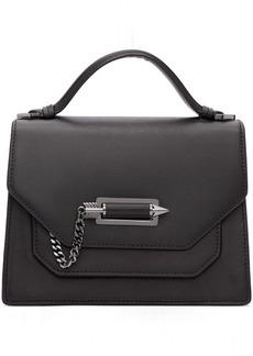 Mackage Black Keeley Crossbody Bag