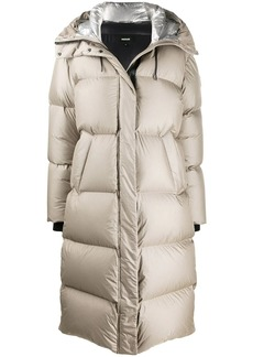 Mackage Elaine long quilted coat
