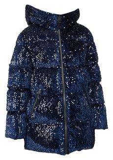 Mackage Emerie Hooded Down Puff Jacket