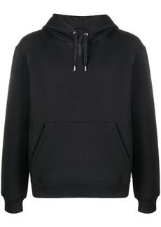 Mackage flock-logo hooded sweatshirt