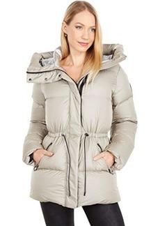 Mackage Freya Foil Shield Coat