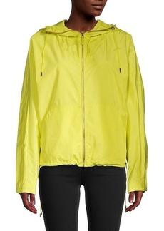 Mackage Full-Zip Hooded Jacket