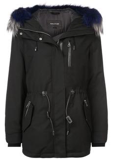 Mackage fur hooded jacket