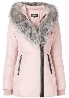 Mackage fur trimmed jacket