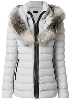 Mackage fur trimmed padded coat