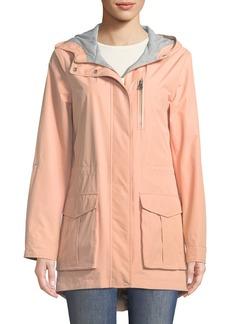 Mackage Hailie Rain Jacket w/ Hood