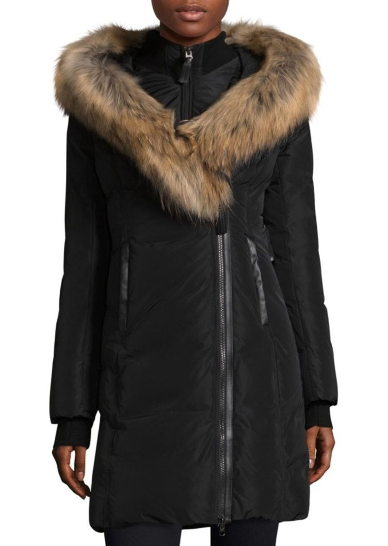 f0456f969b6 Mackage Kay Fur-Trim Down Coat