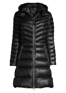 Mackage Lara Hooded Quilted Down Coat