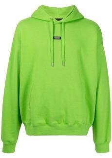 Mackage logo drawstring hoodie
