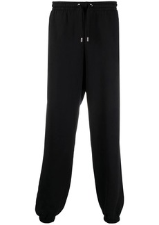 Mackage logo-embroidered track pants