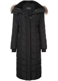 Mackage long fur hooded jacket