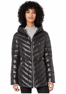 Mackage Long Puffer Jacket w/ Hood