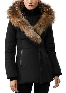 Mackage Adali Fur Trim Lavish Down