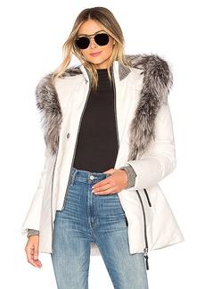 Mackage Adali Jacket With Fur Collar