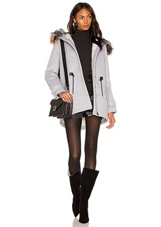 Mackage Alexa Jacket With Fur Collar