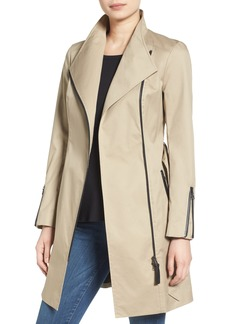 Mackage Estela Belted Long Trench Coat