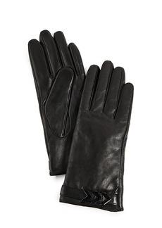 Mackage Boga Leather Tech Gloves