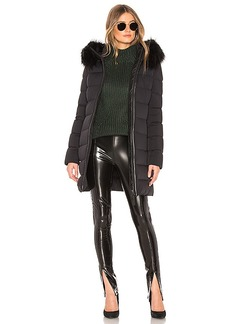 Mackage Calla Jacket With Fur Trim