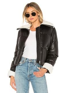 Mackage Cammi Shearling Jacket