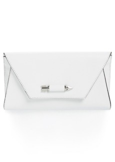 Mackage Flex Leather Envelope Clutch