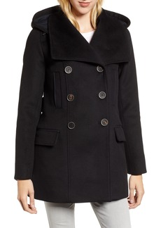 Mackage Hooded Peacoat