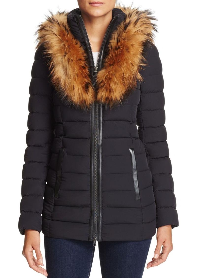 Mackage Kadalina Fur-Trim Down Coat