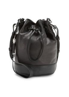 Mackage Dafney Crossbody Bucket Bag