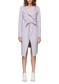 Mackage Leora Belted Wool Coat