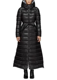 Mackage Long Water Resistant Down Puffer Coat