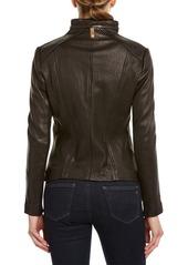 Mackage Mackage Selina Leather Jacket
