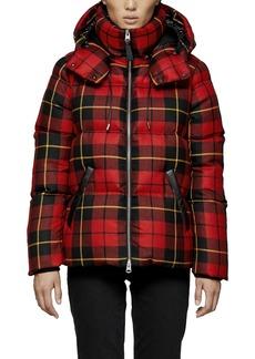 Mackage Miley Wool Down Puffer Jacket